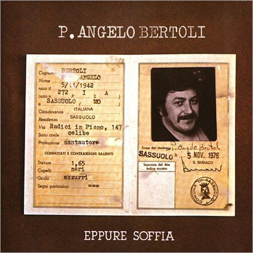 Copertina dell'album Eppure Soffia