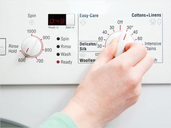 temperature lavaggio