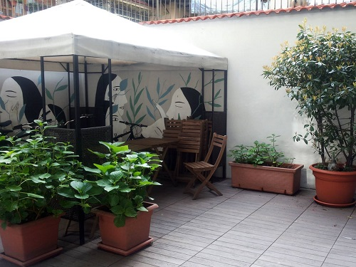 Il Cortile di Tomato (Tomato Backpackers Hotel)