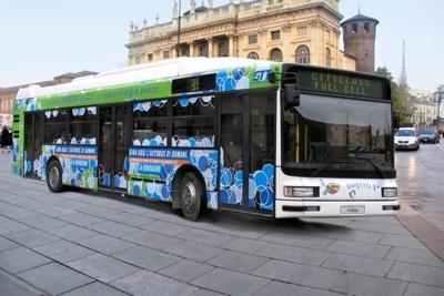 energia pulita: bus a idrogeno a Torino