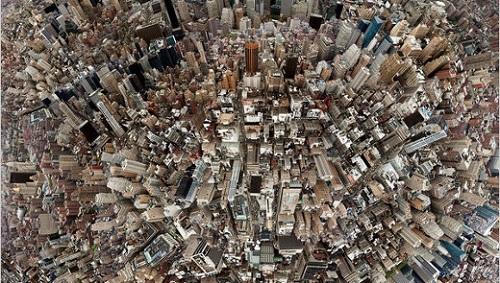 L'urbanizzazione e il progresso continuano ad inghiottire la natura