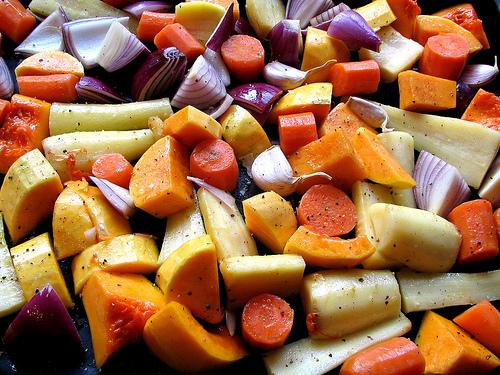 pranzo di natale vegano